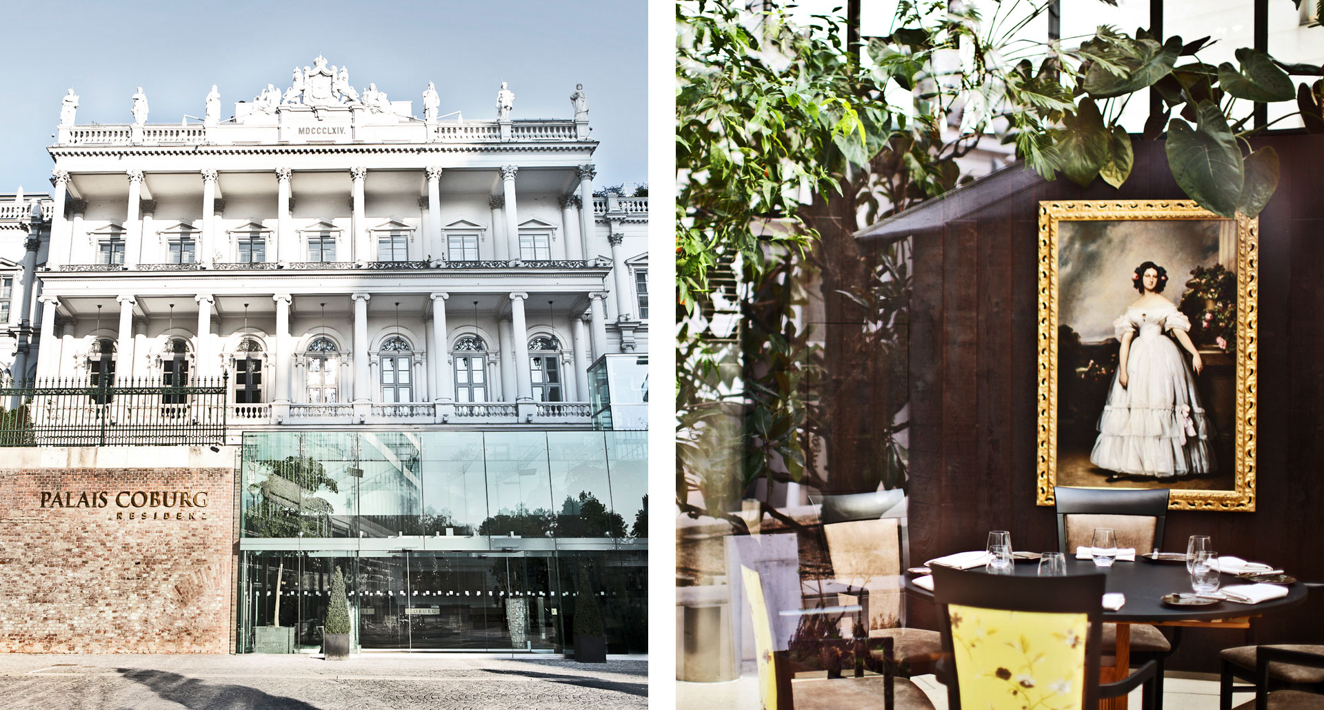 Palais Coburg - boutique hotel in Vienna