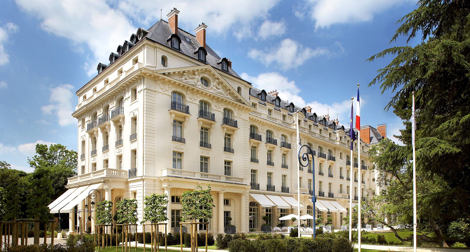 Trianon Palace - boutique hotel in Versailles