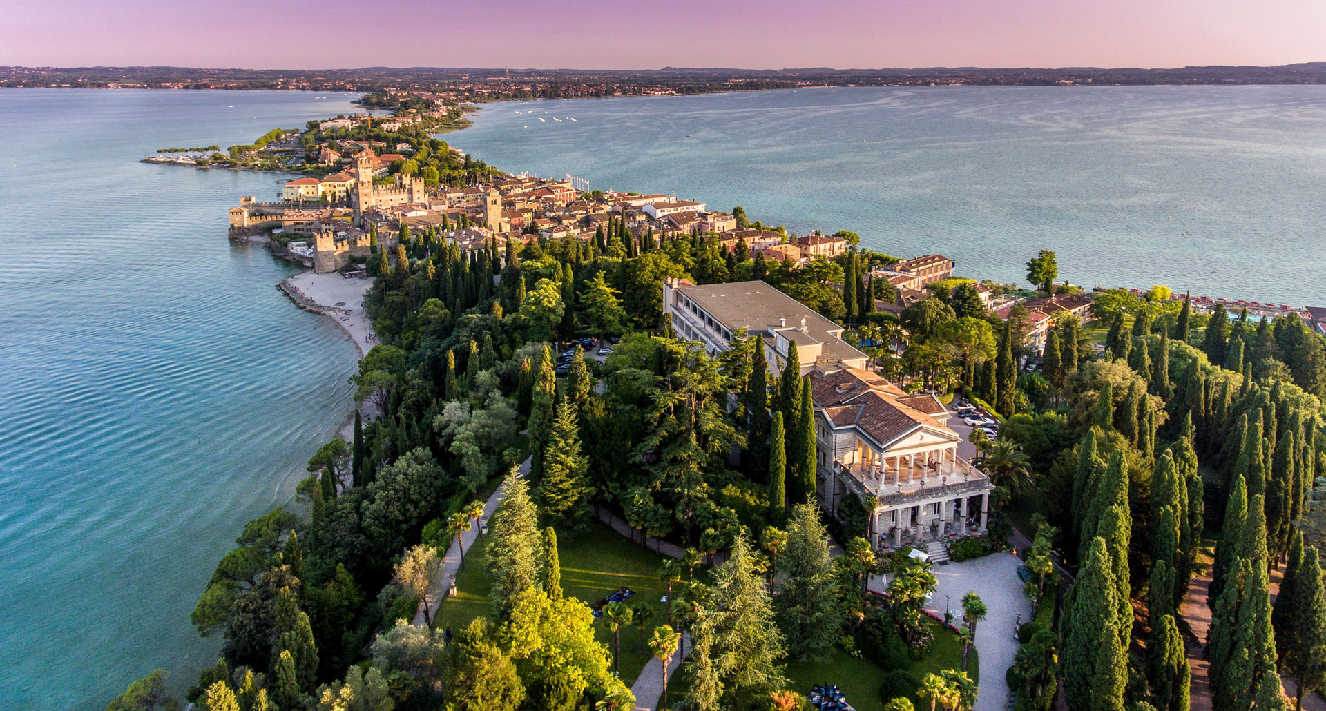 Villa Cortine - boutique hotel in Sirmione