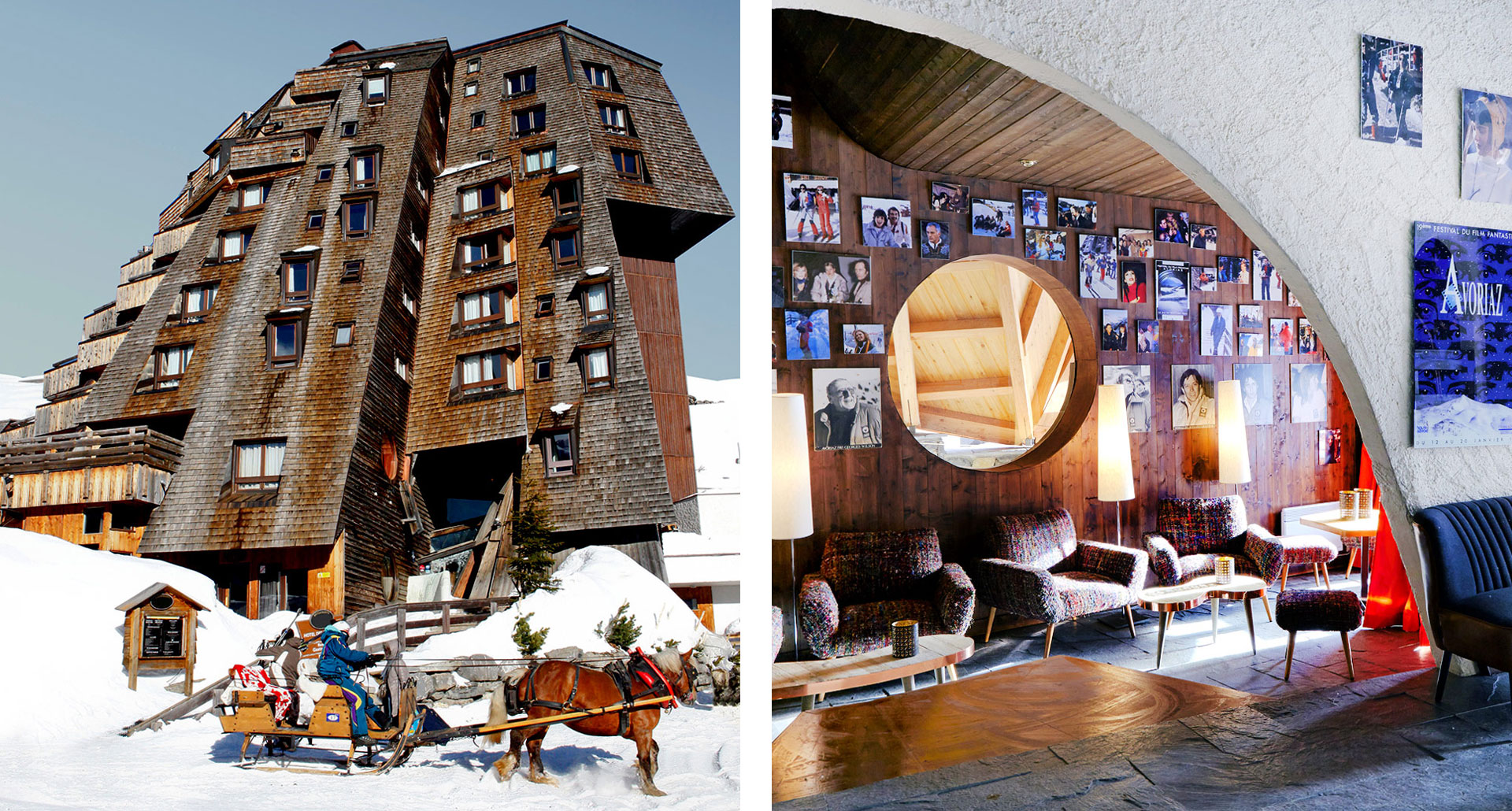 Unique ski hotels boutique hotels for skiing tablet hotels for Tablet boutique hotels
