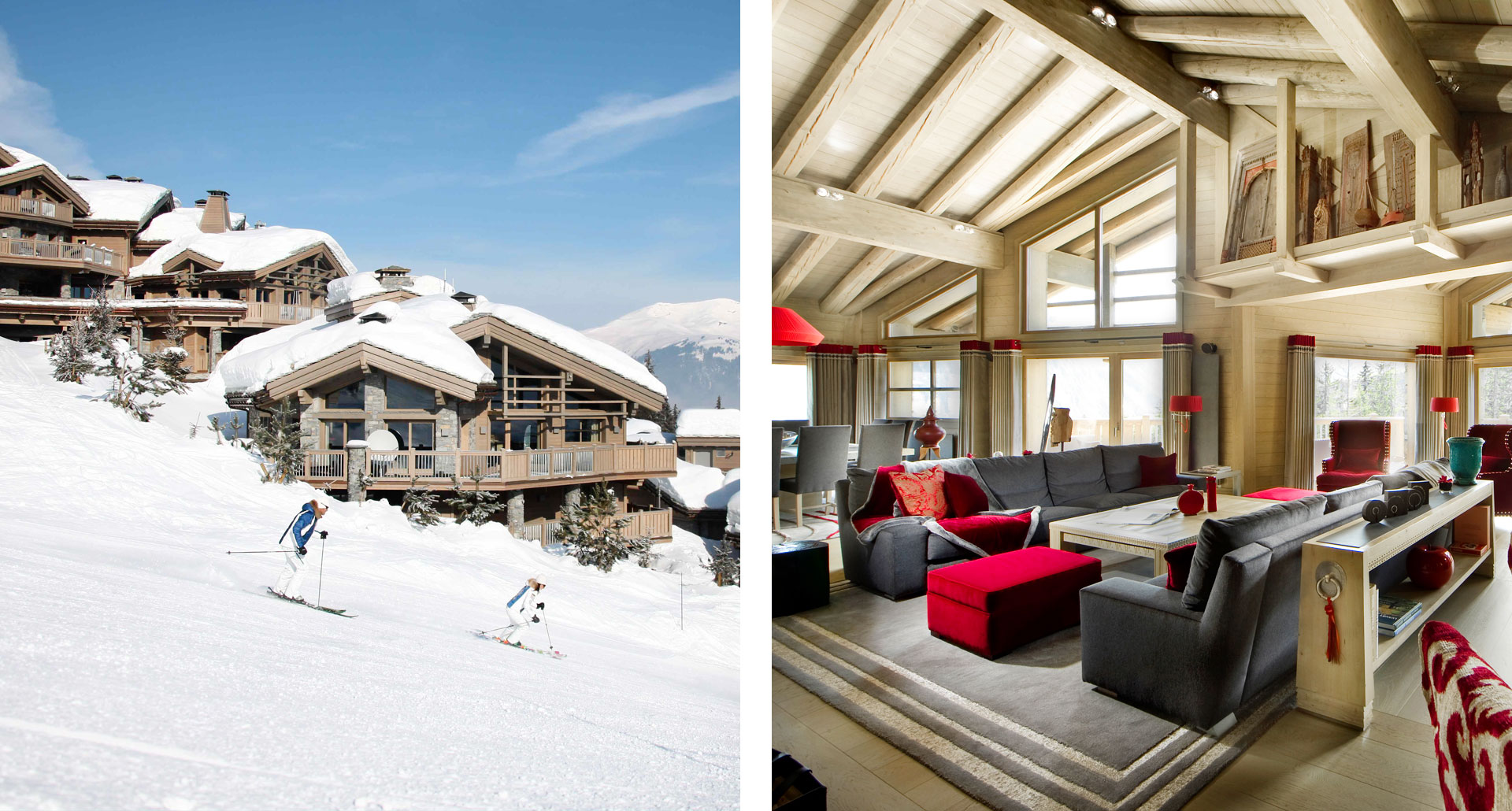 HOTEL LE K2 - boutique hotel in Courchevel
