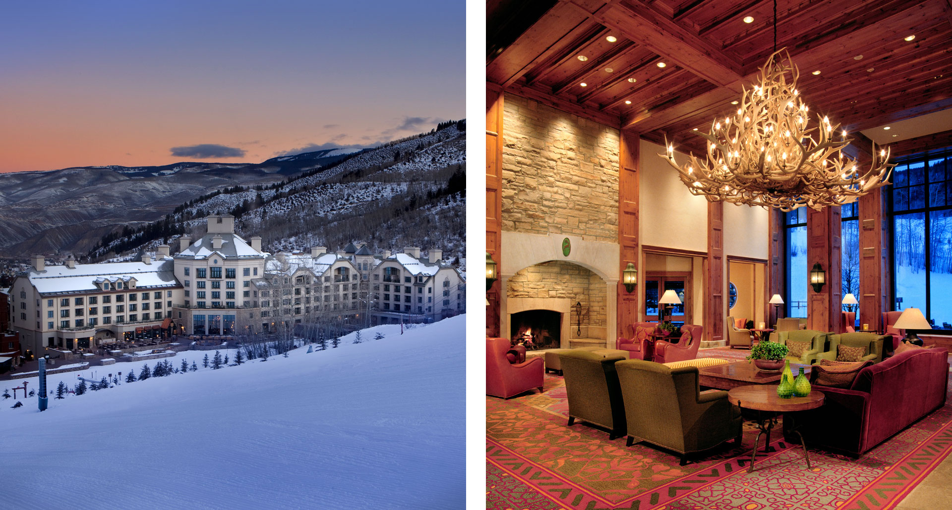 PARK HYATT BEAVER CREEK RESORT AND SPA - boutique hotel in Beaver Creek