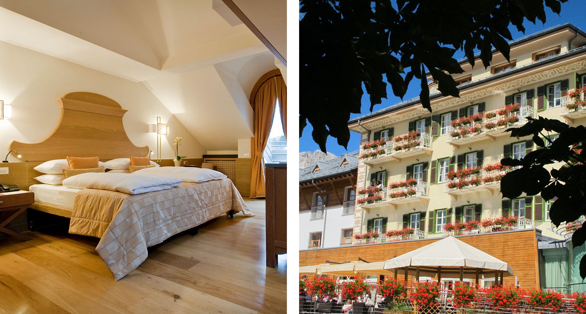 Grand Hotel Savoia & Spa boutique hotel