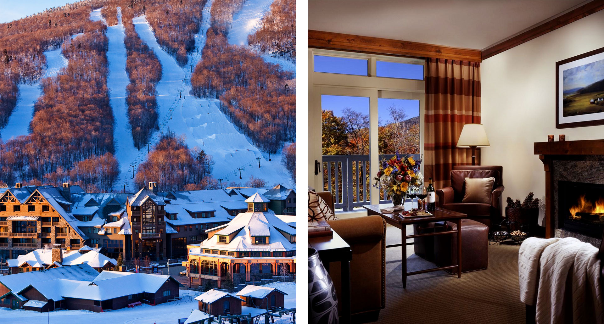 STOWE MOUNTAIN LODGE - boutique hotel in Stowe