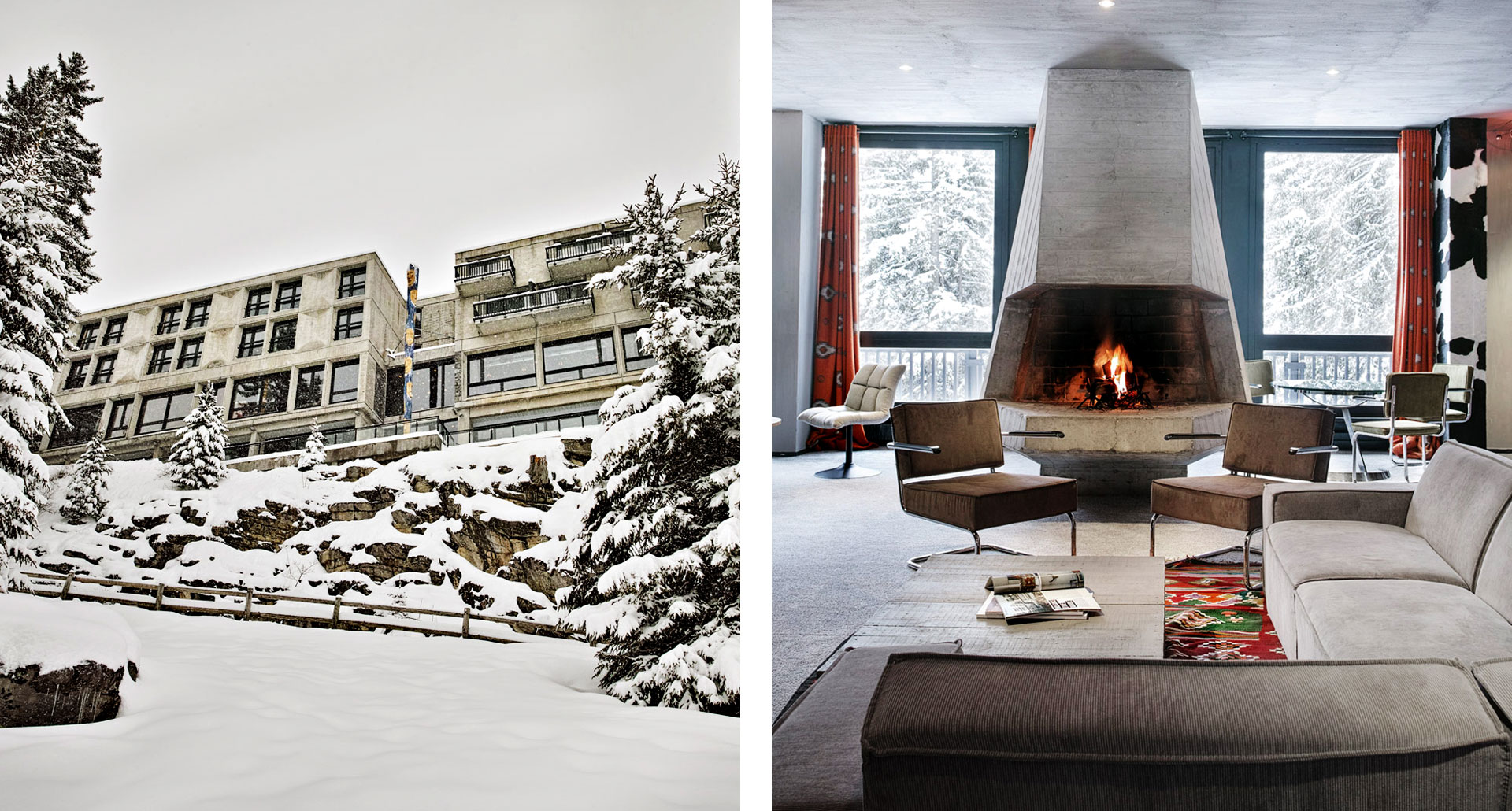TERMINAL NEIGE TOTEM Hotel - boutique hotel in Alps