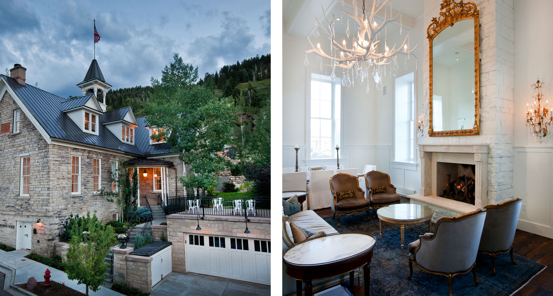 WASHINGTON SCHOOL HOUSE HOTEL - boutique hotel in Park City