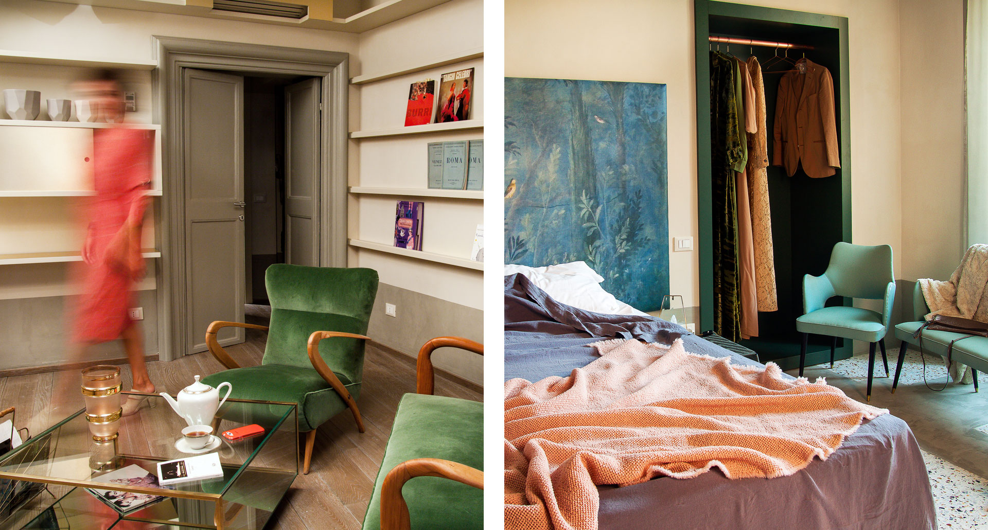 Casacau - luxury boutique hotel in Rome