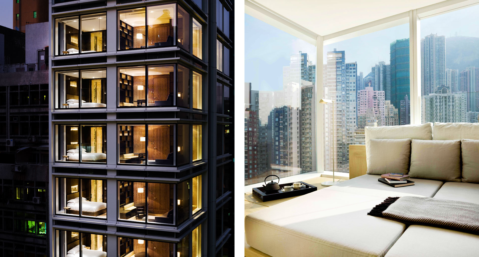 The Jervois - boutique hotel in Hong Kong