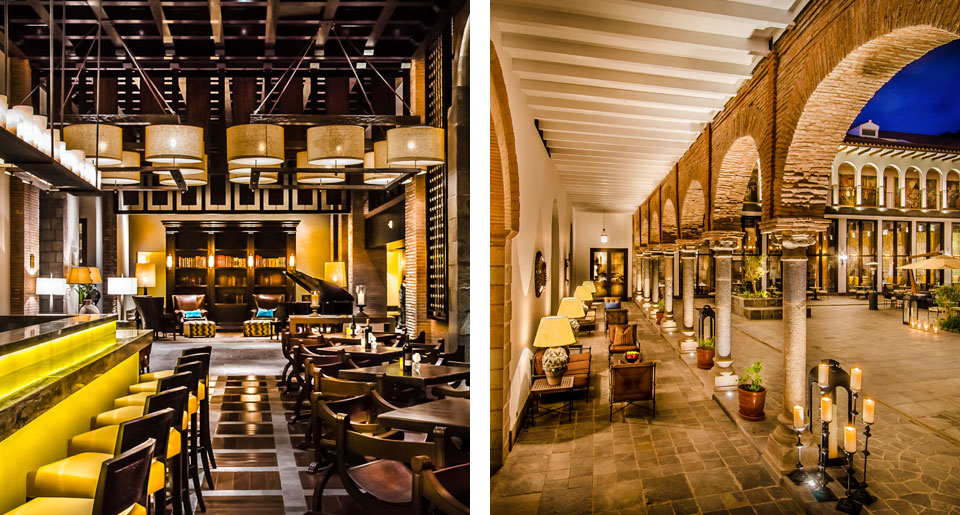 JW Marriott - boutique hotel in Cusco