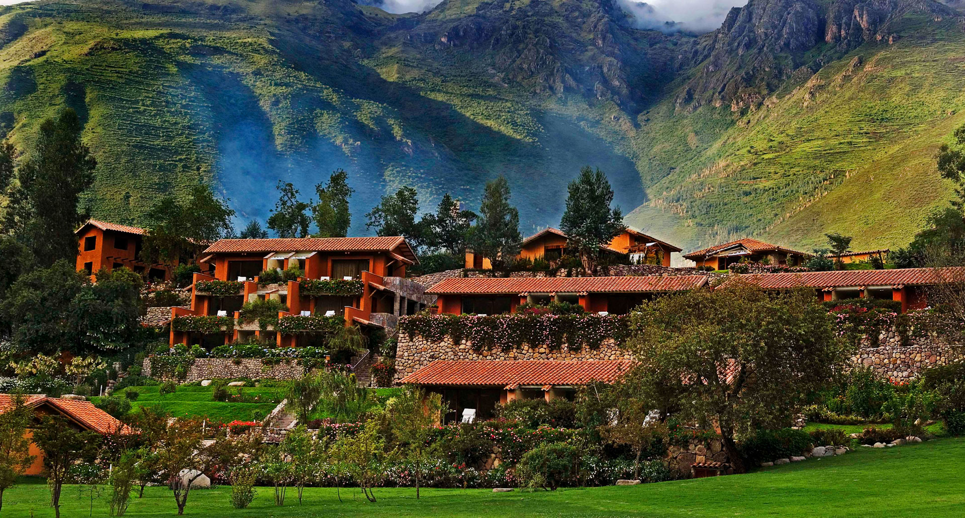 Belmond Hotel Rio Sagrado - boutique hotel in Cusco