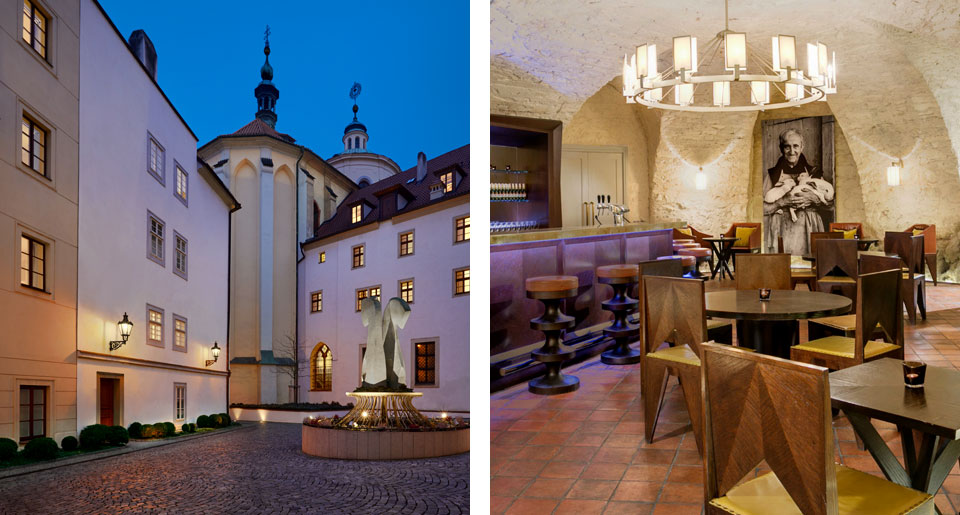 Augustine - boutique hotel in Prague