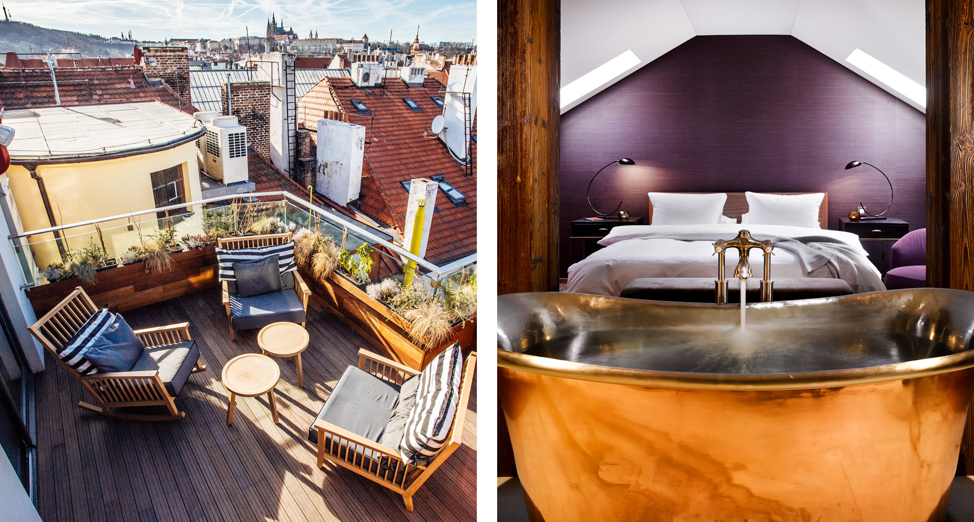 The Emblem Hotel - boutique hotel in Prague