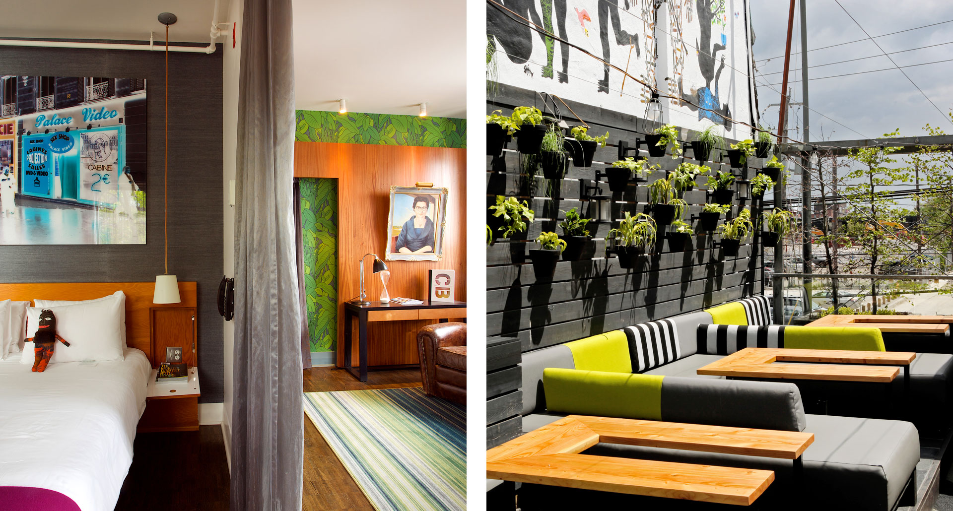 The Drake - boutique hotel in Toronto