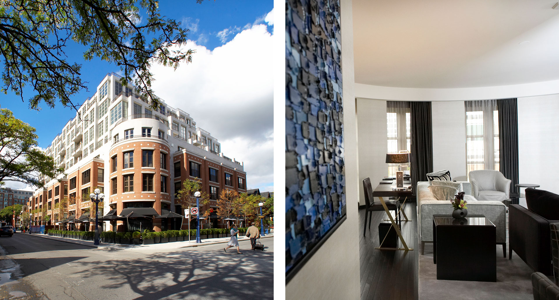 The Hazelton Is One Of Torontos High Design And High End Offerings,