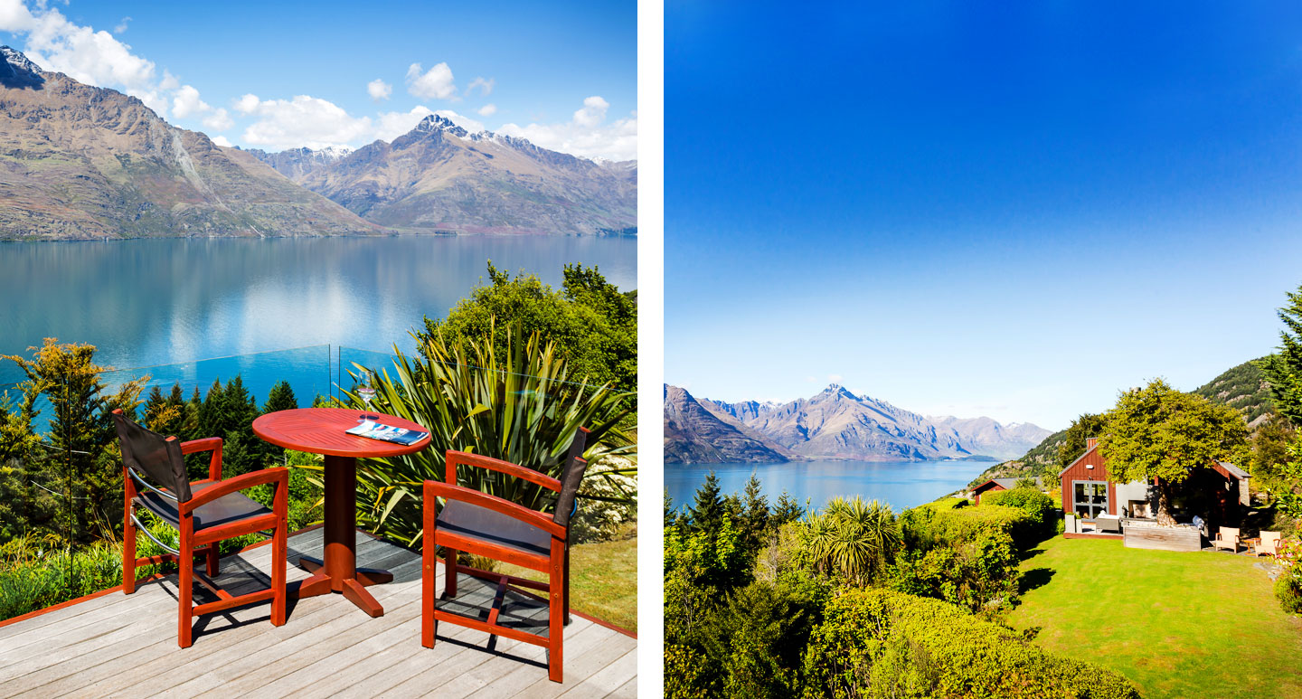 Azur - boutique hotel in Queenstown