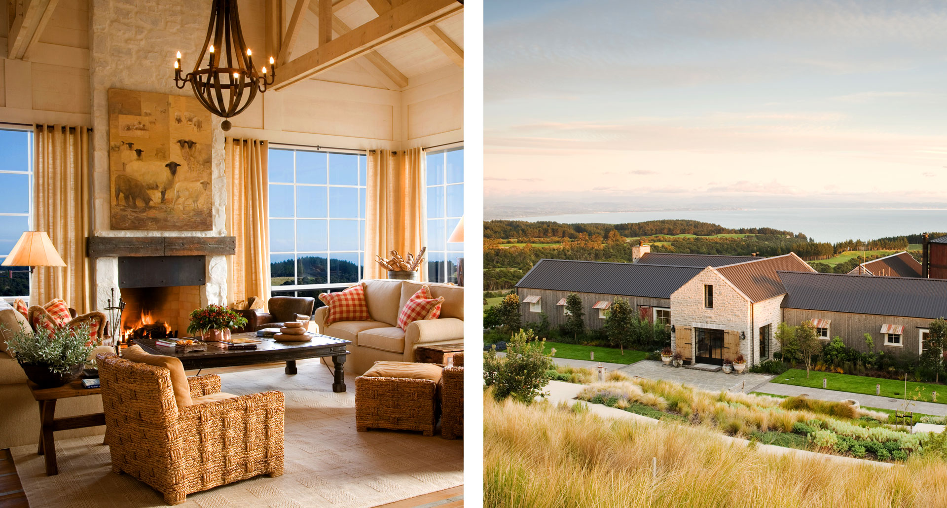 The Farm at Cape Kidnappers - boutique hotel in Hawkes Bay