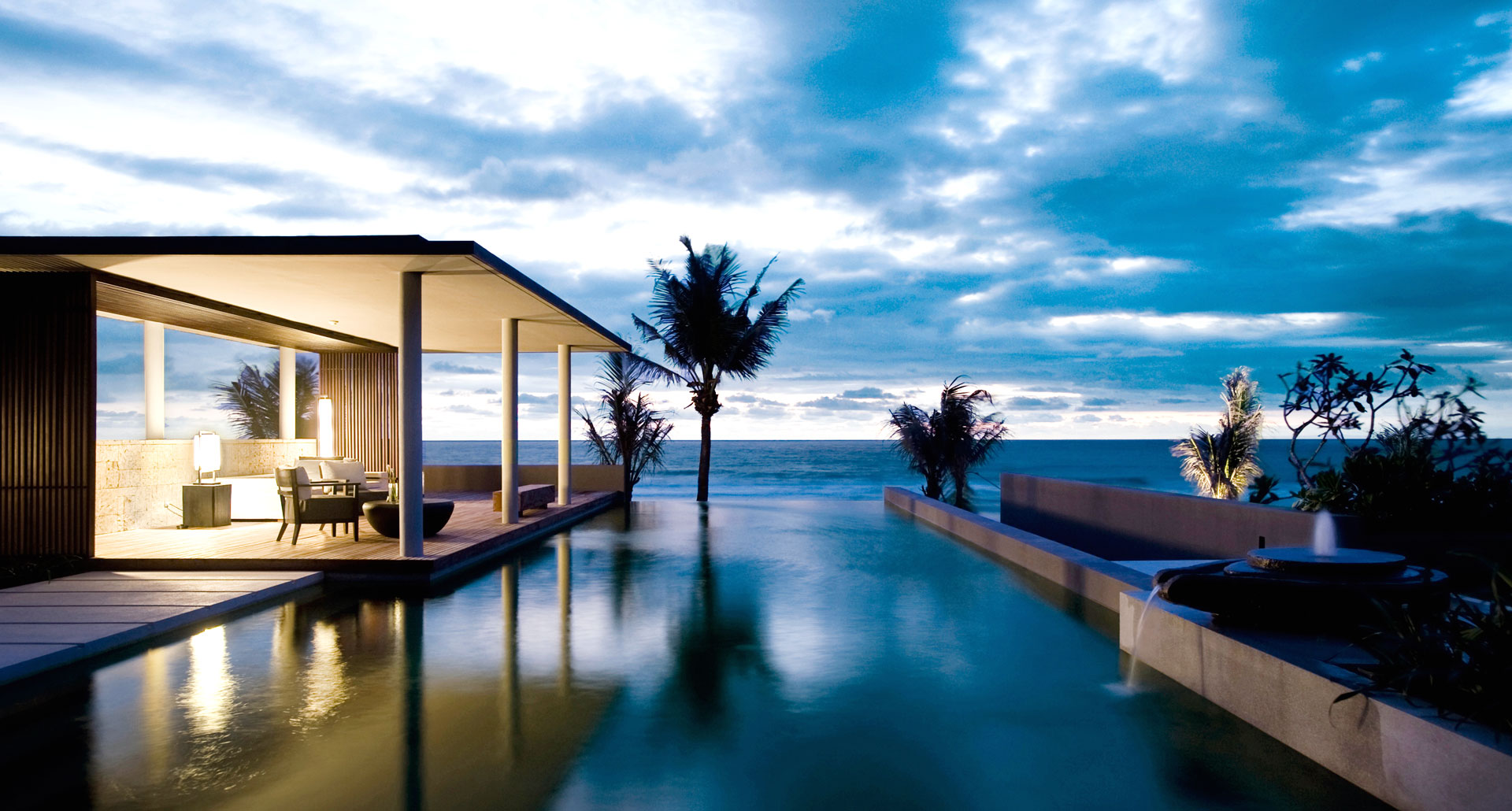 Alila Villas Soori - boutique hotel in Bali