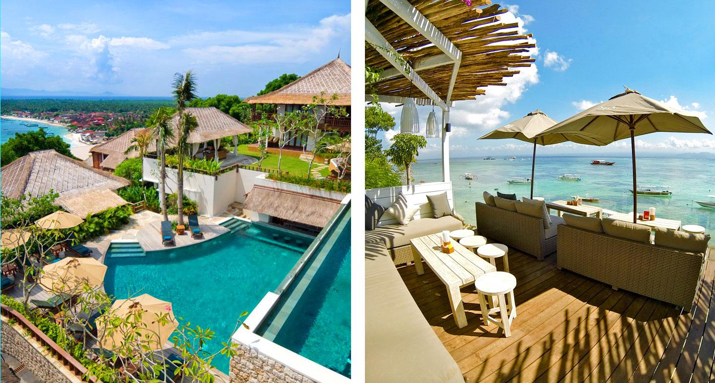 Batu Karang Lembongan Resort - boutique hotel in Bali