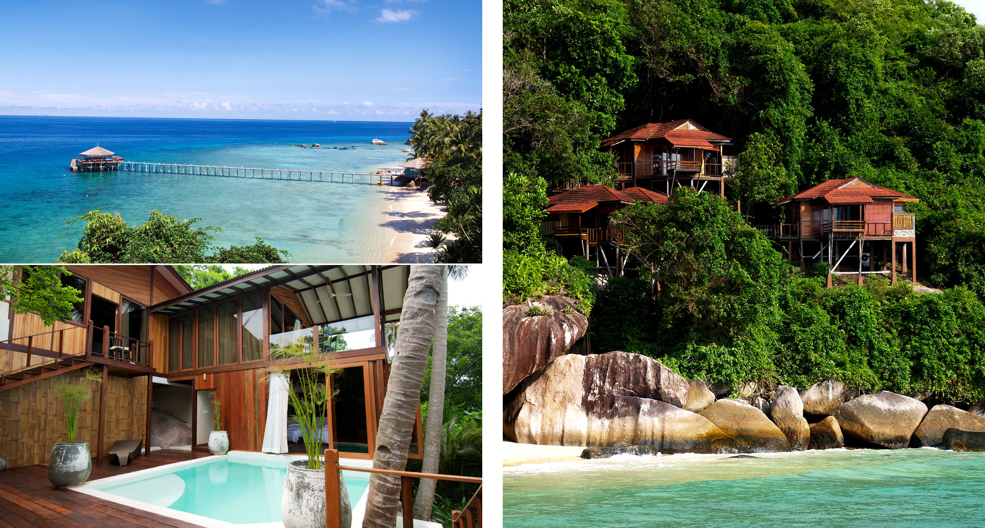 Japamala Resort - boutique hotel in Tioman