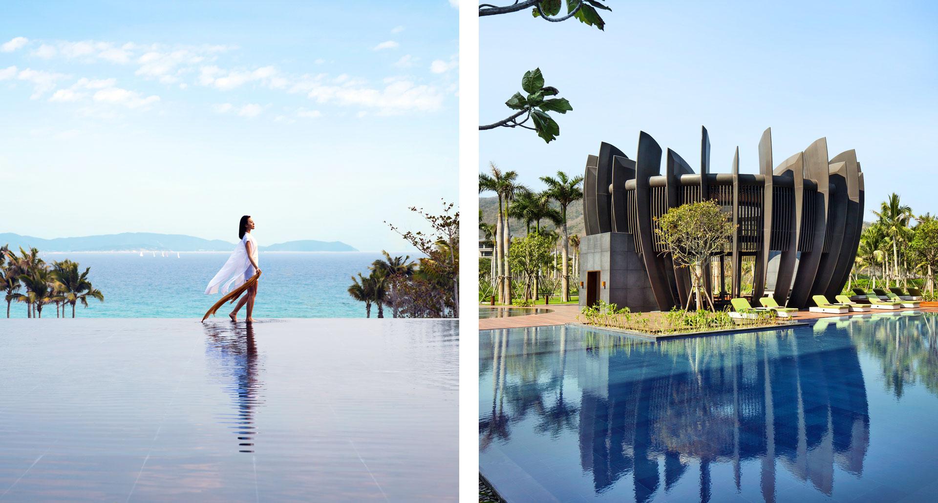 Park Hyatt Sanya Sunny Bay Resort - boutique hotel in Sanya