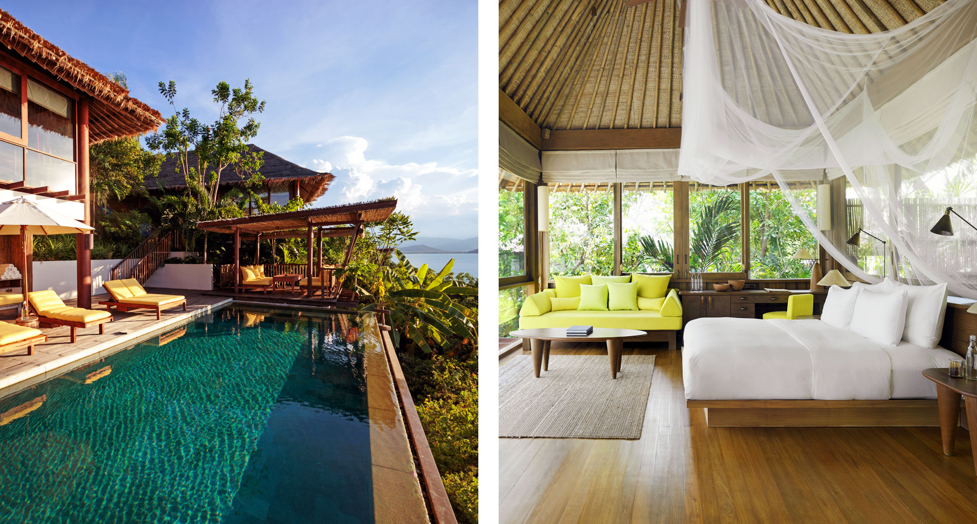 Six Senses Samui - boutique hotel in Koh Samui