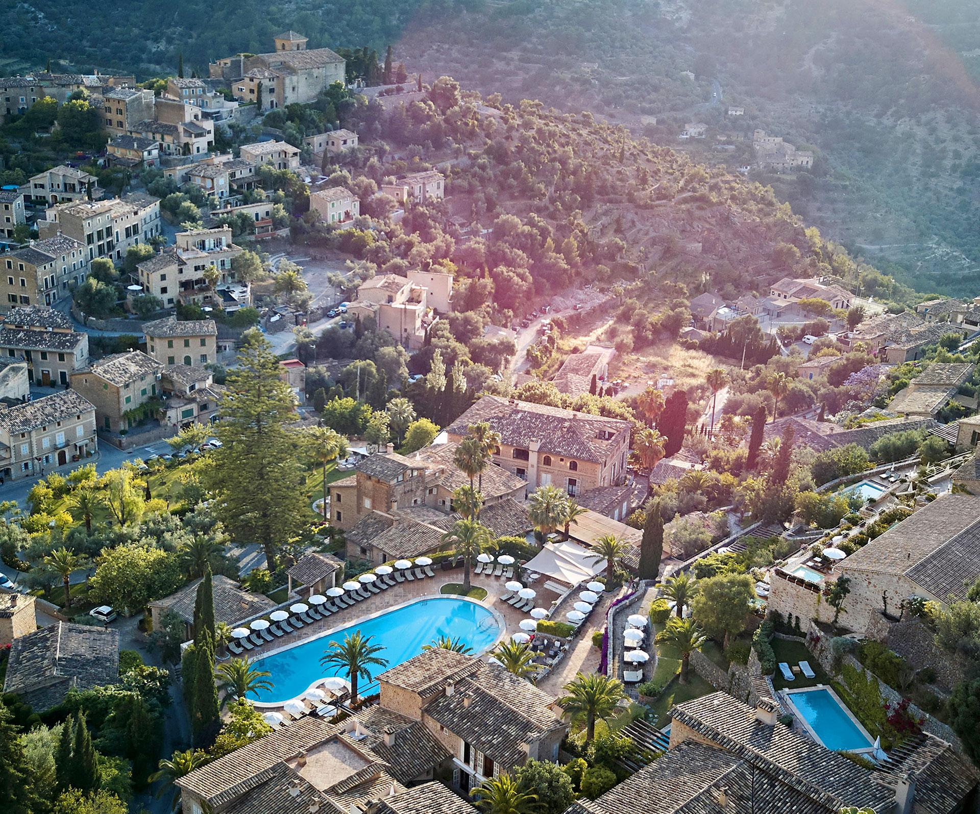 BELMOND LA RESIDENCIA - boutique hotel in Mallorca