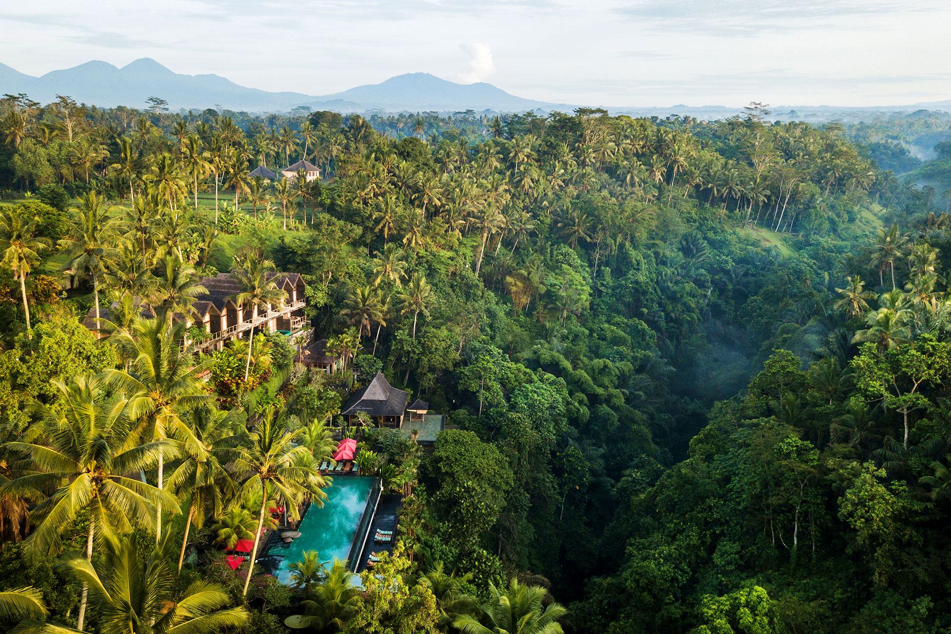 CHAPUNG SEBALI - boutique hotel in Bali