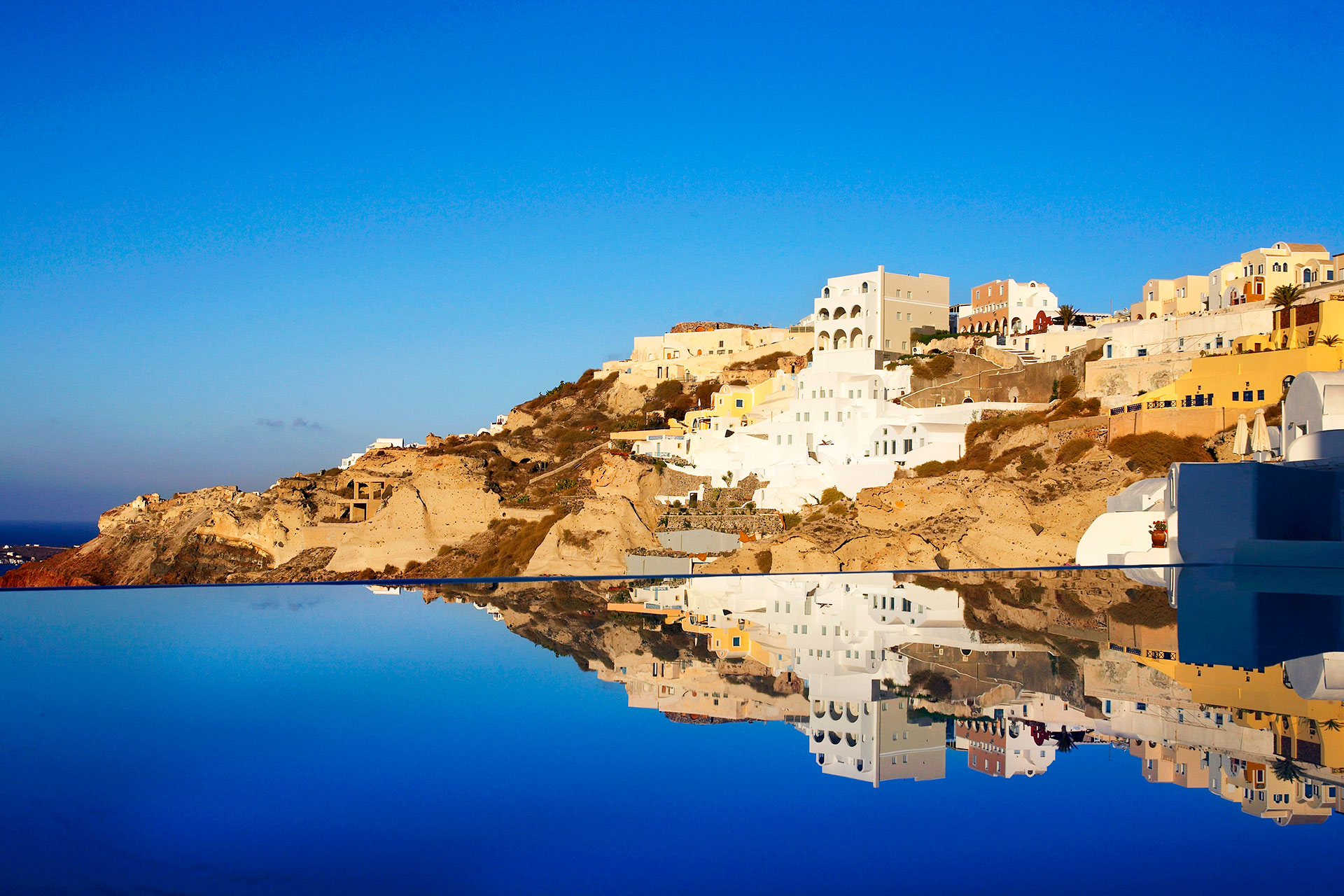 HOTEL KATIKIES - boutique hotel in Santorini