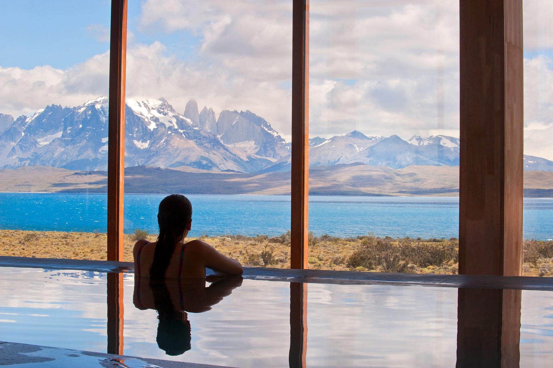 TIERRA PATAGONIA HOTEL & SPA - boutique hotel in Torres de Paine
