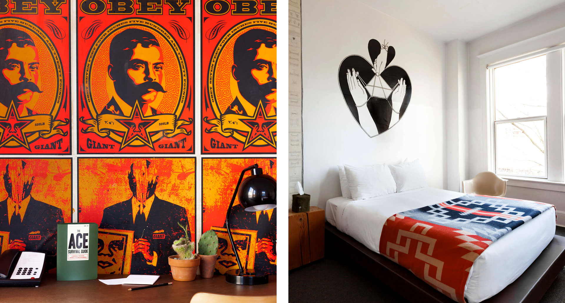 Ace Hotel - boutique hotel in Seattle
