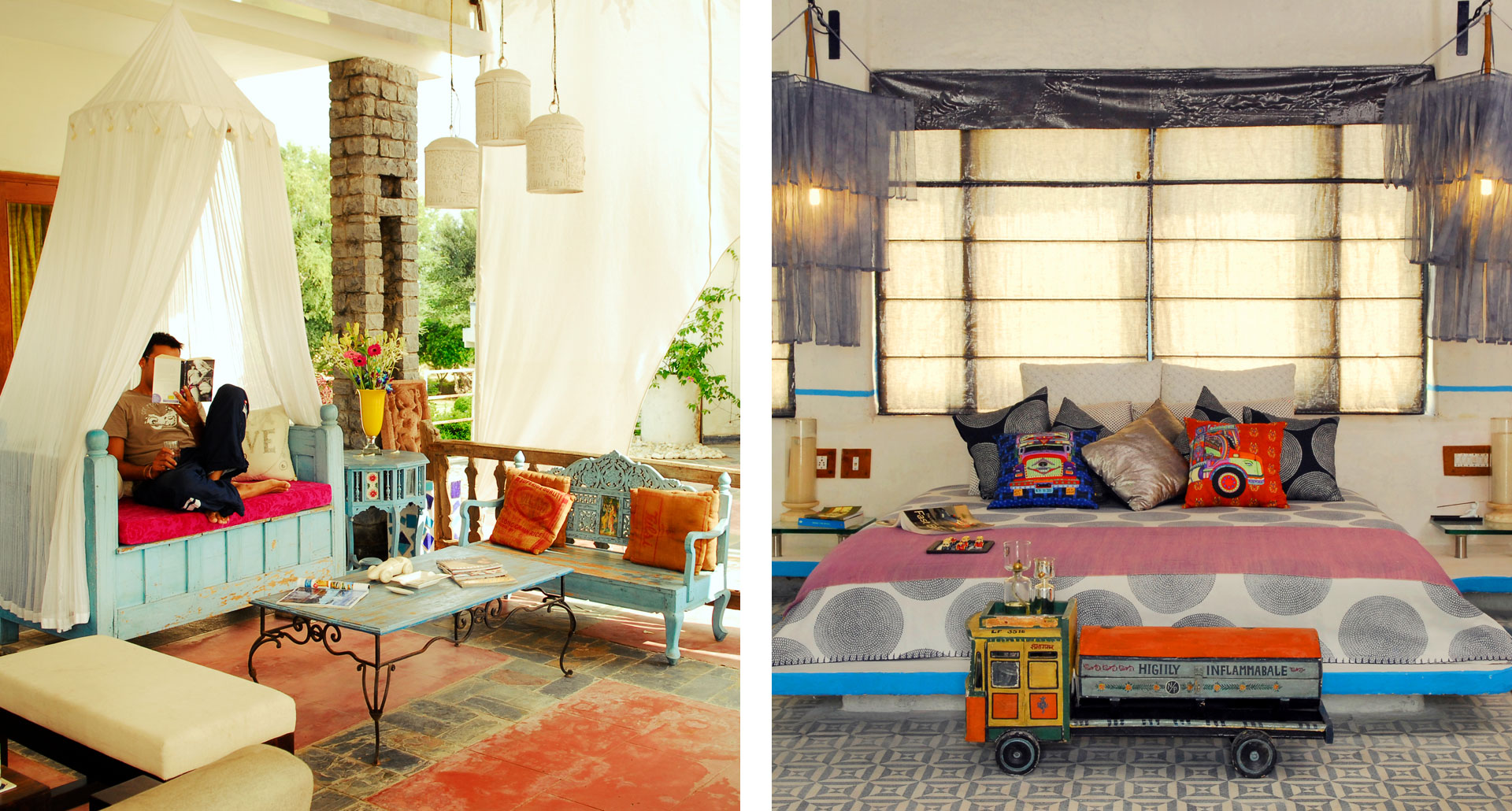 The Farm - boutique hotel in Jaipur