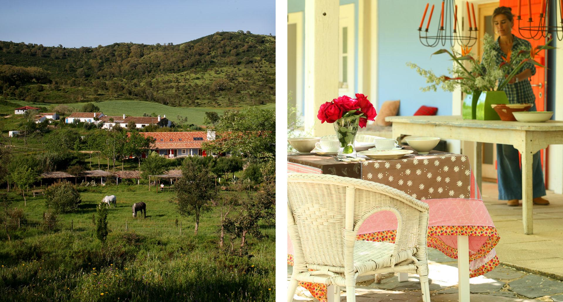 Herdade Da Matinha - boutique hotel in Cercal