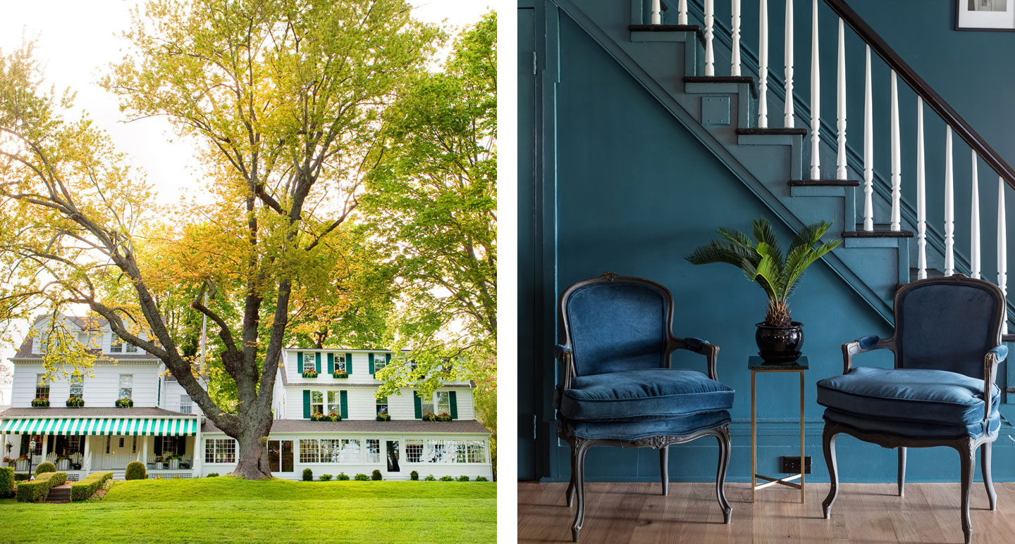 The Maidstone Hotel - boutique hotel in East Hampton