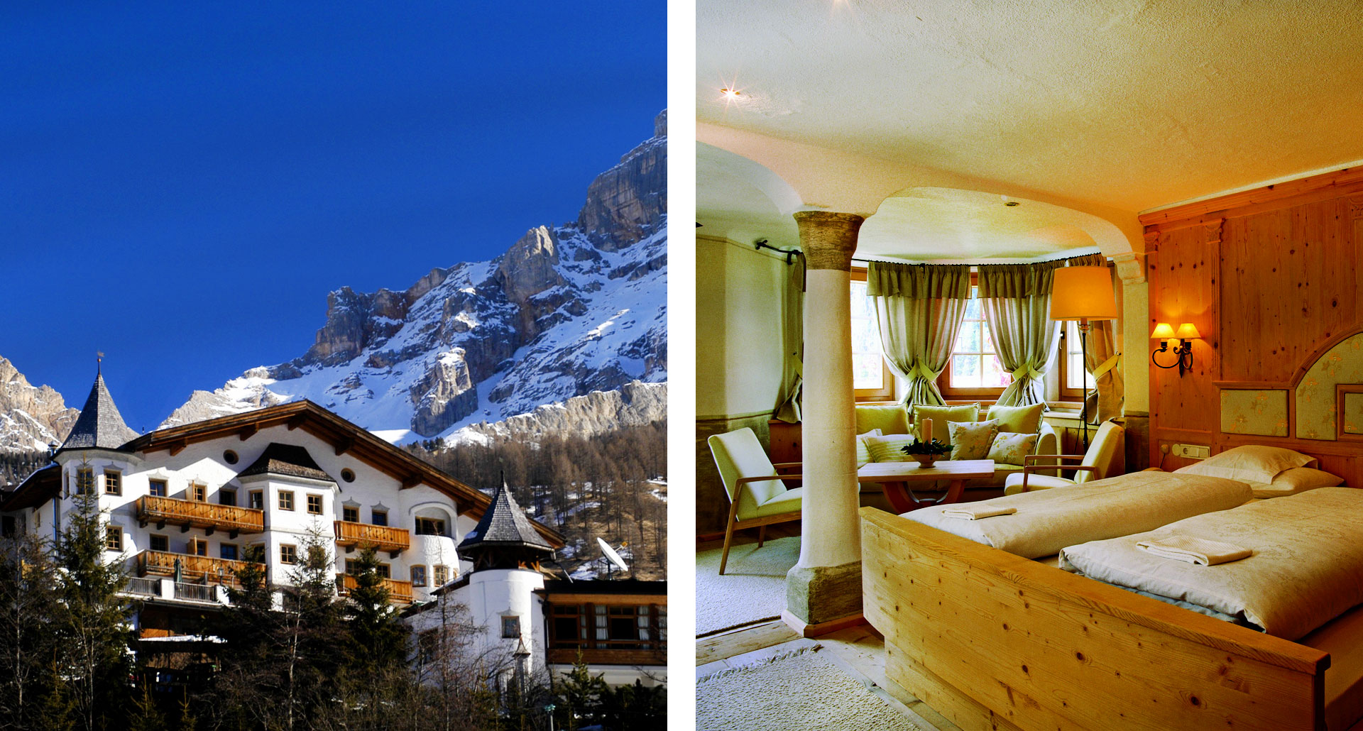 15 hand crafted hotel experiences tablet hotels for Boutique hotel tyrol