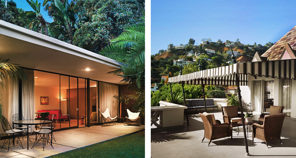 Chateau Marmont - Boutique hotel in Los Angeles