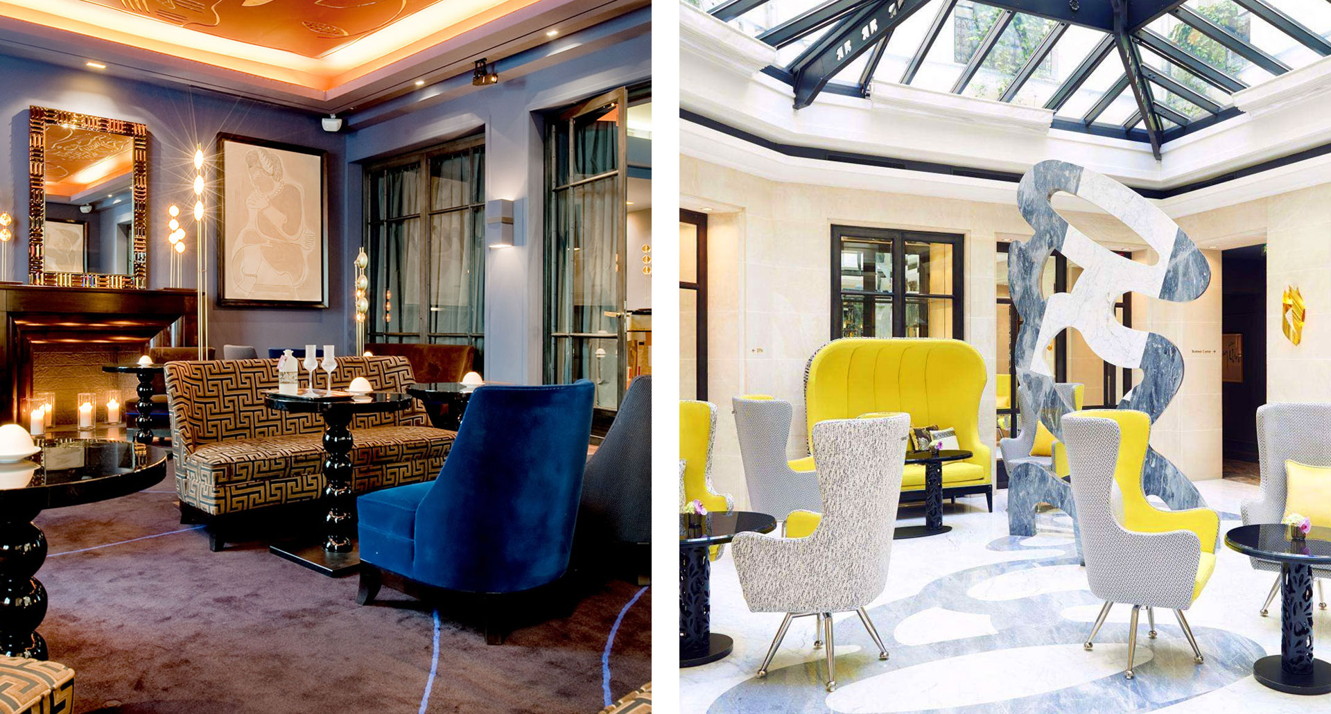 Le Burgundy Paris - boutique hotel in Paris