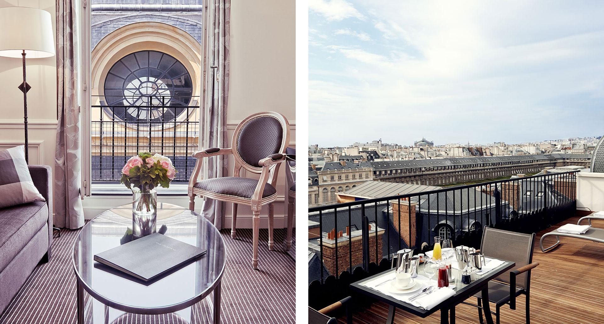 Grand Hôtel du Palais Royal Paris - boutique hotel in Paris