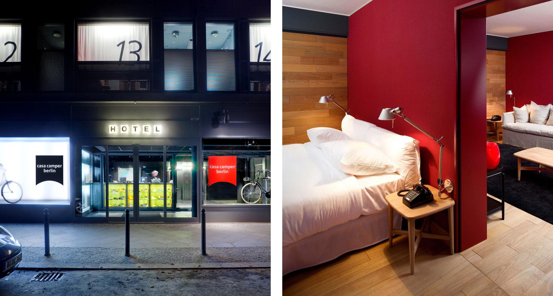 Casa Camper Berlin - boutique hotel in Berlino