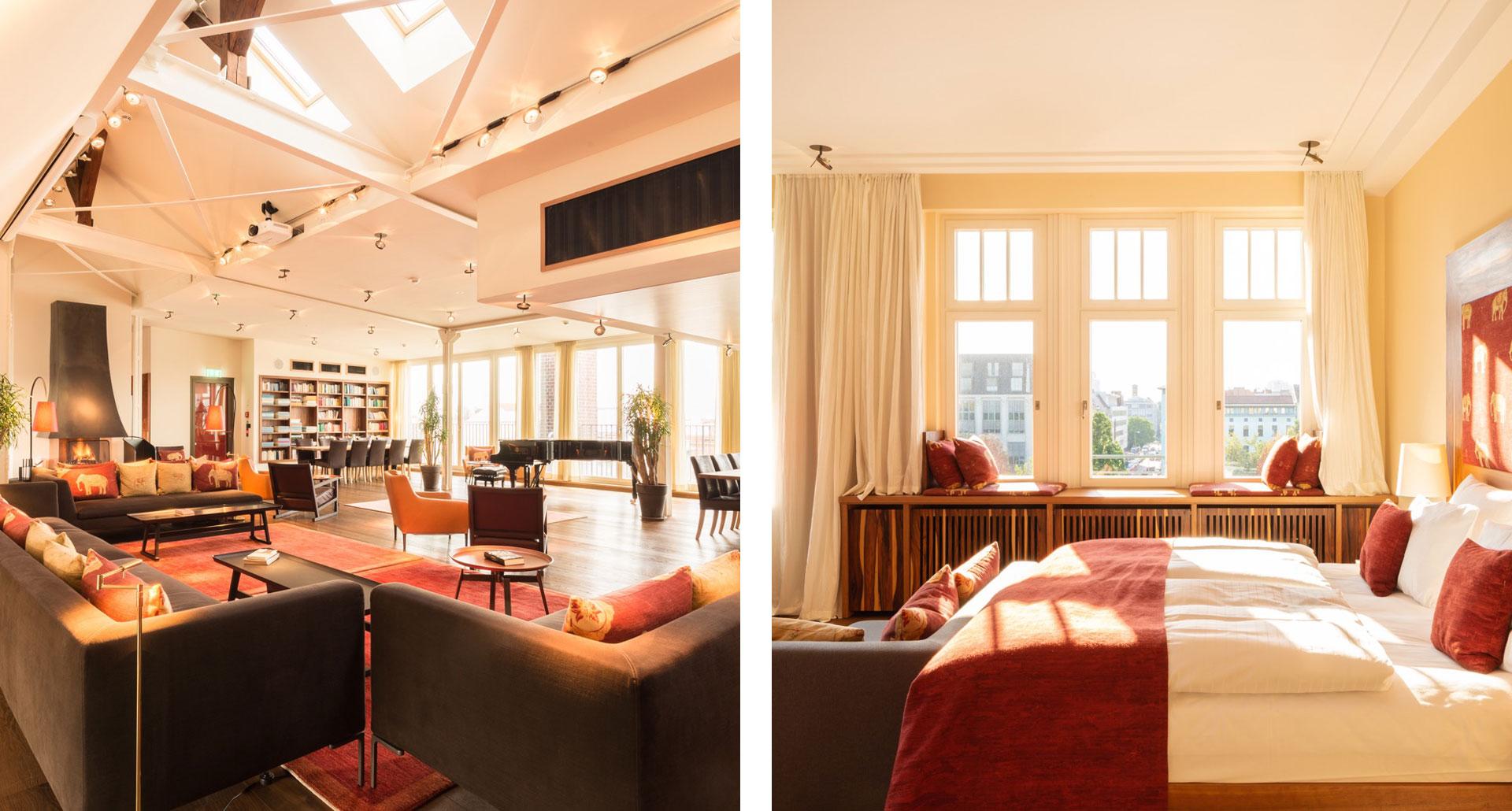 Hotel Orania.Berlin - boutique hotel in Berlino