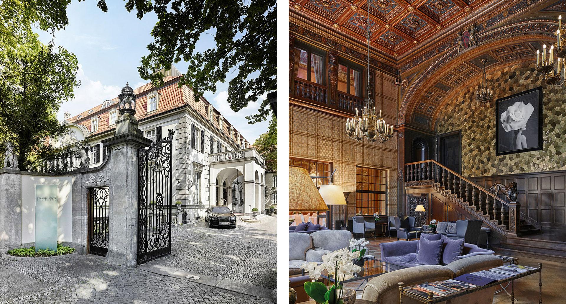 Patrick Hellman Schlosshotel - boutique hotel in Berlino