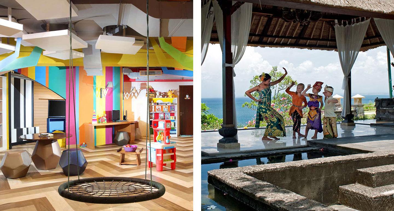 Rimba Jimbaran Bali by AYANA - boutique hotel in Jimbaran Bay