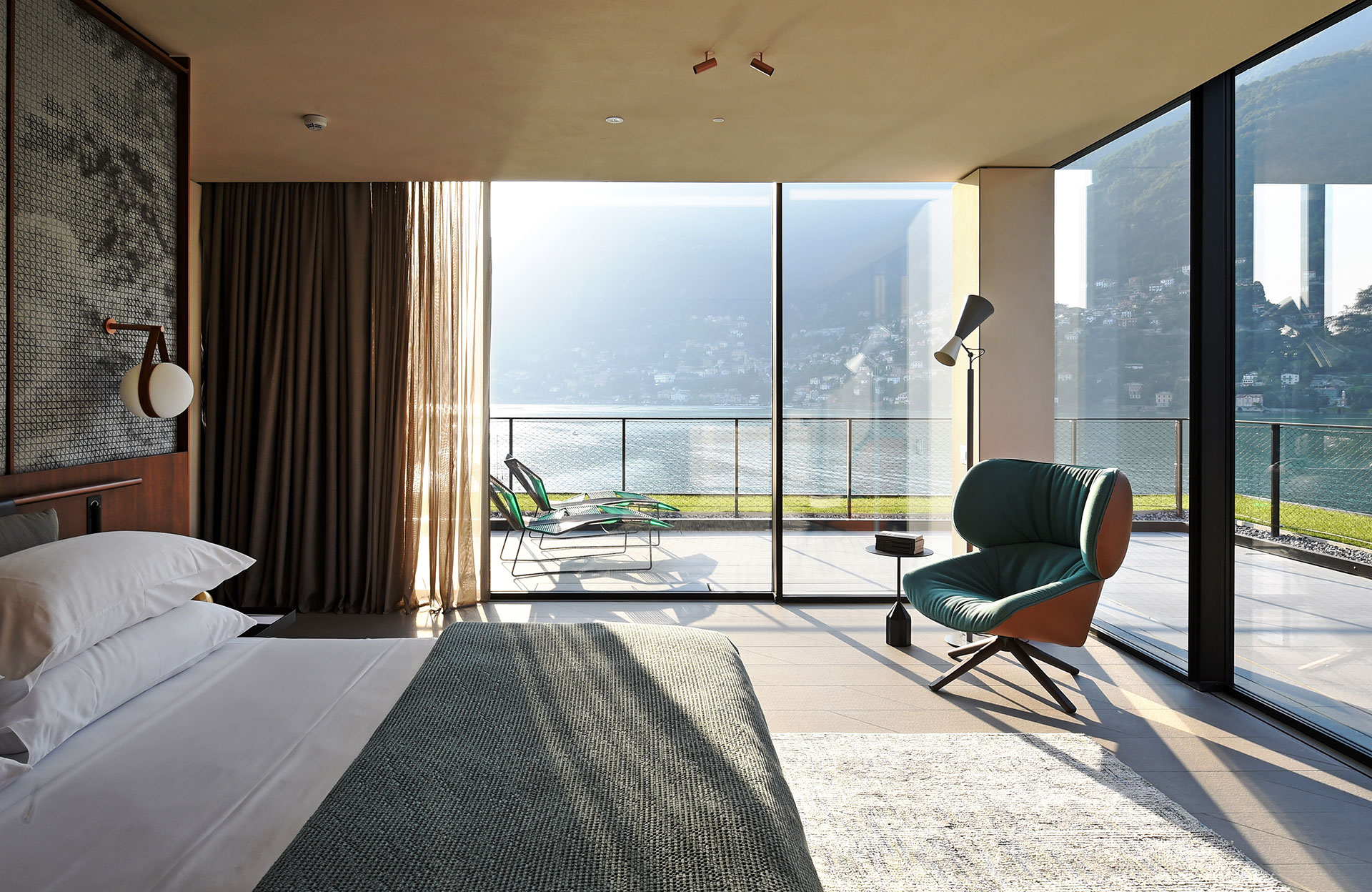 Il Sereno - boutique hotel in Lake Como