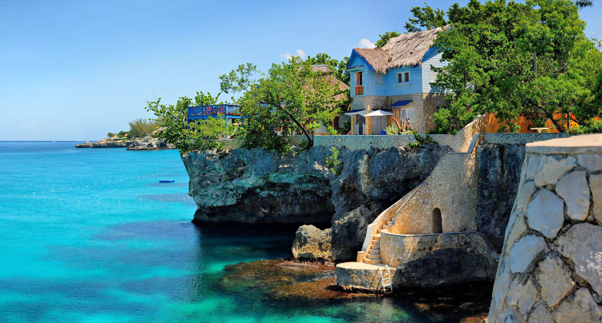 The Caves - boutique hotel in Jamaica