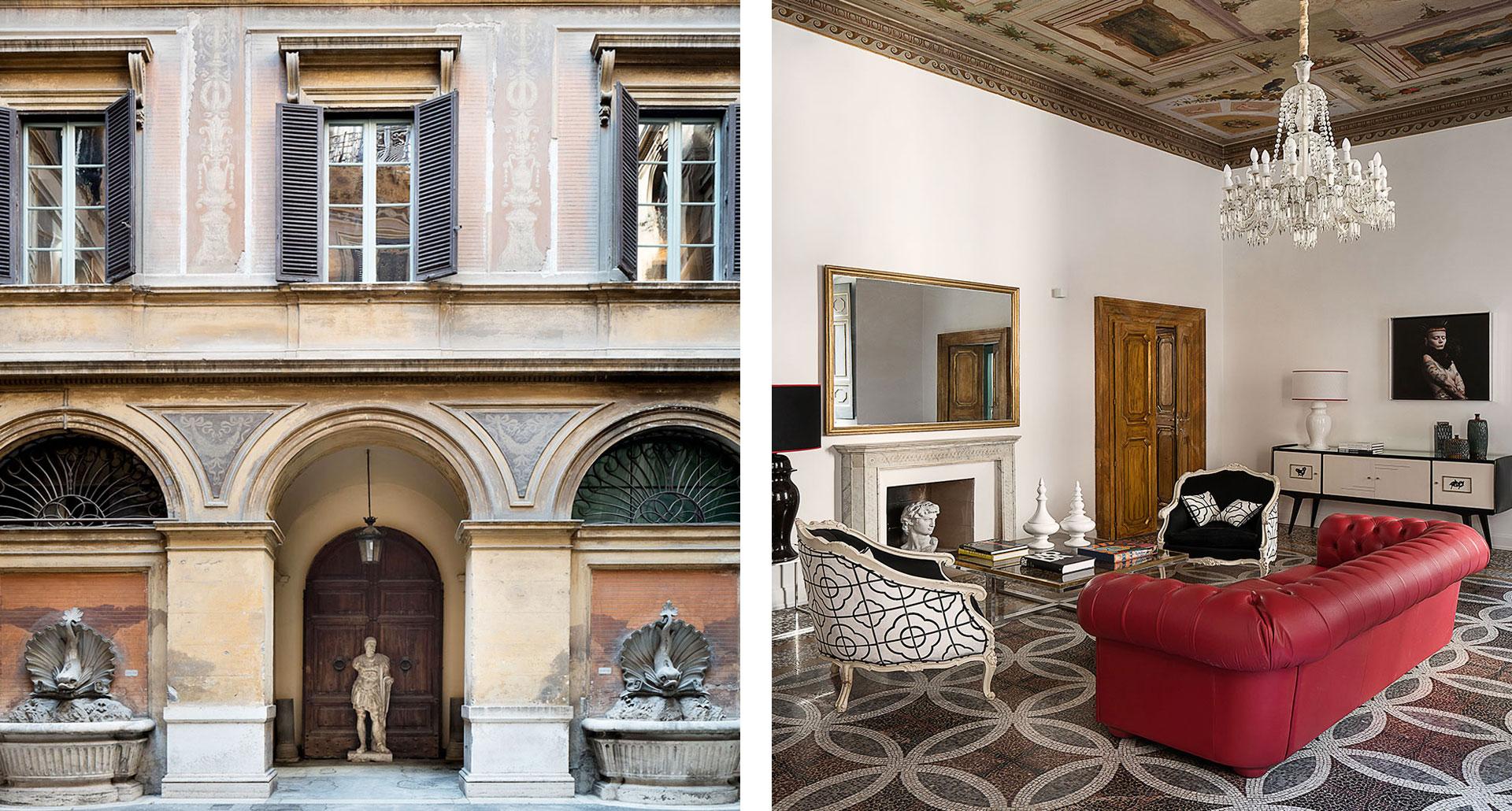 Nobildonne Relais - boutique hotel in Rome