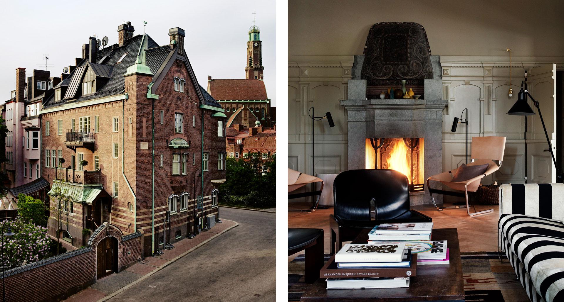 Ett Hem - boutique hotel in Stockholm