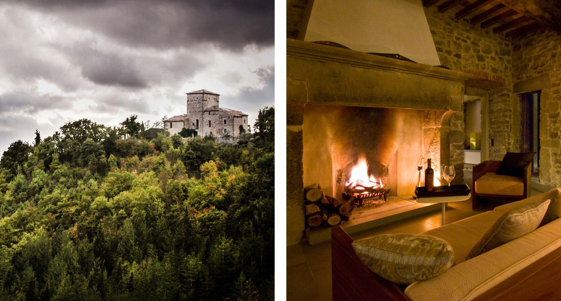 Torre di Moravola - boutique hotel in Perugia