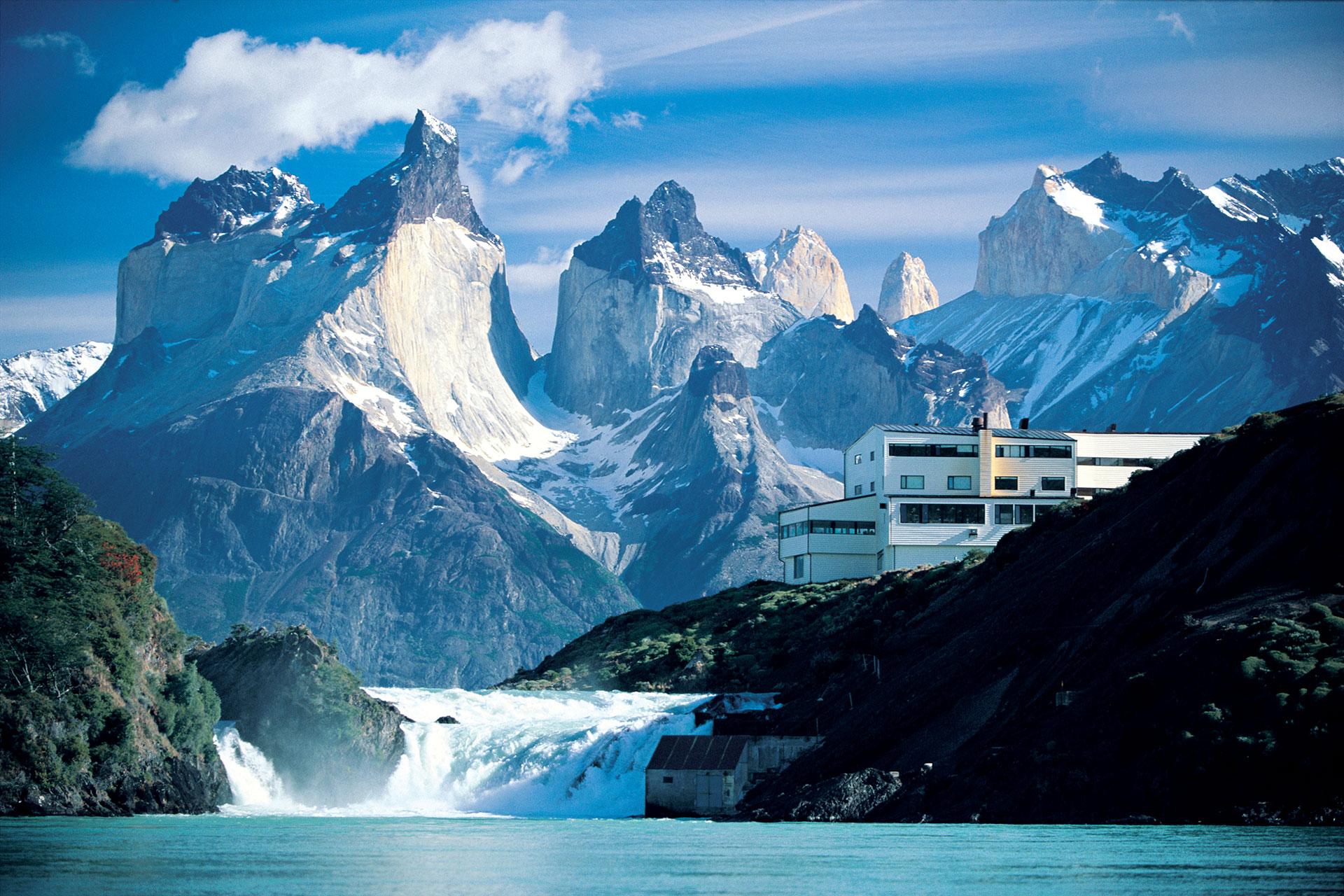 Explora Patagonia - boutique hotel in Torres del Paine