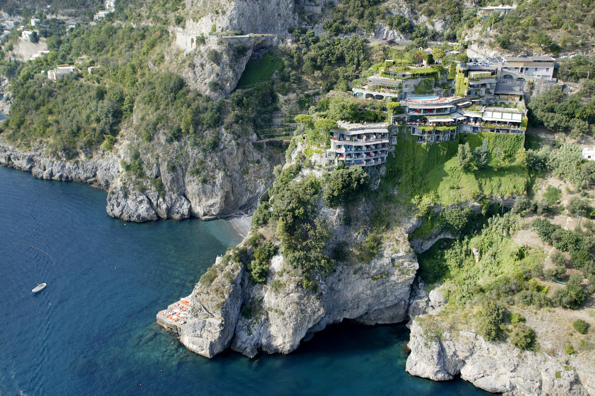 Il San Pietro di Positano - boutique hotel in the Amalfi Coast