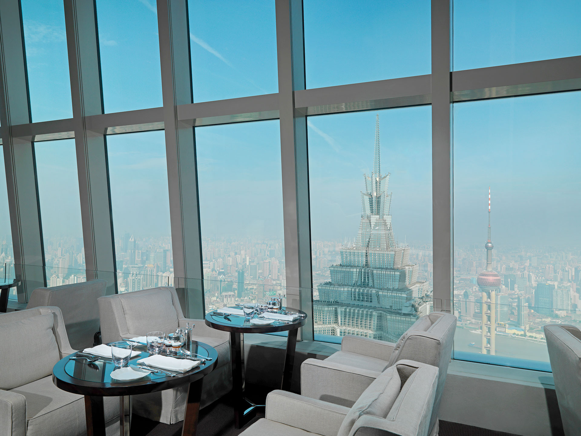Park Hyatt Shanghai - boutique hotel in Shanghai