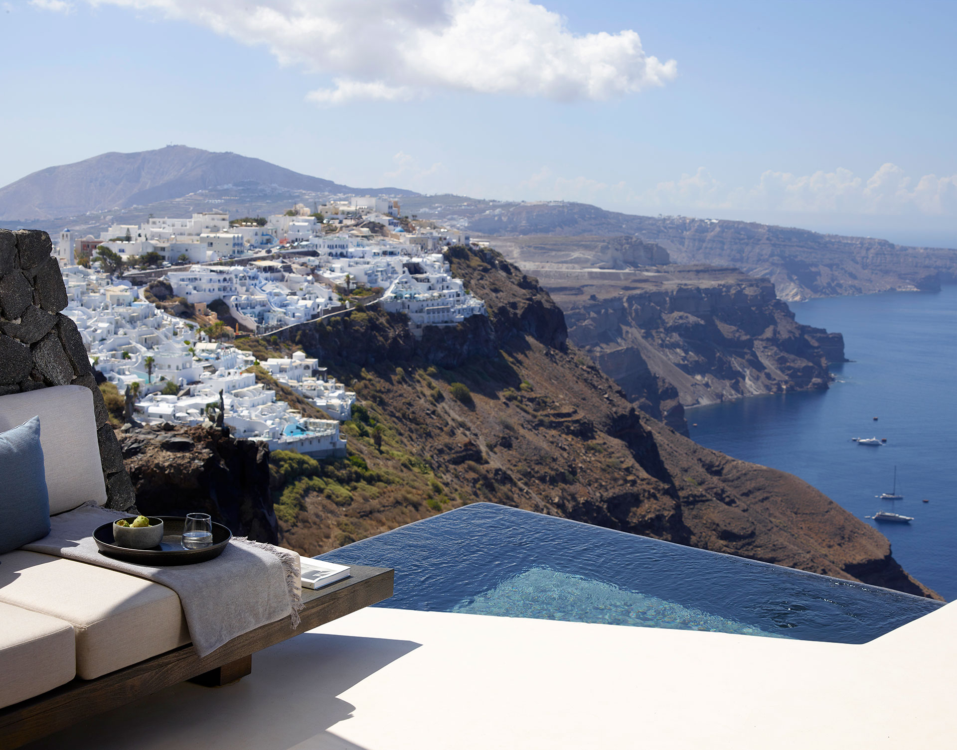 VORA Private Villas - boutique hotel in Santorini